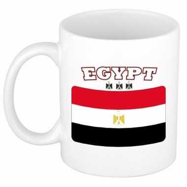 Koffiemok vlag egypte 300 ml