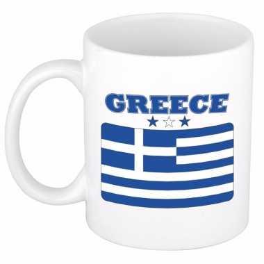 Koffiemok vlag griekenland 300 ml