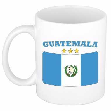Koffiemok vlag guatemala 300 ml