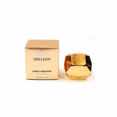 Lady million luchtje 30 ml cadeau