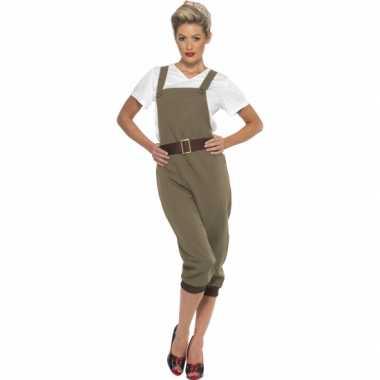 Landgirl kleding jaren 40