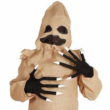 Lange vingers halloween handschoenen
