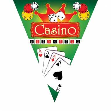 Las vegas thema vlaggenlijn casino