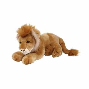 Leeuw knuffeldier 50 cm