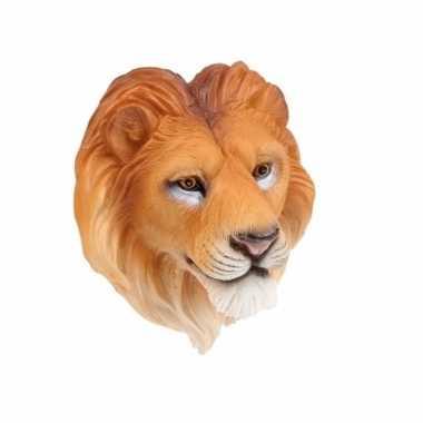 Leeuwen koelkastmagneet 3d van 8cm