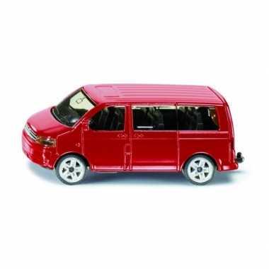 Leger groene transporter speelgoed auto 1070 siku