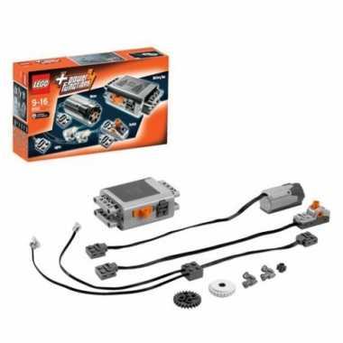 Lego power motorset 8293
