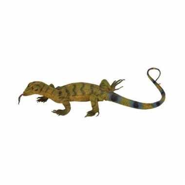 Levensechte speelgoed plastic varaan 50 cm