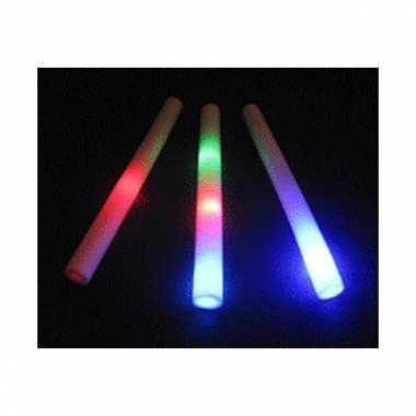 Lichtgevende foam staaf