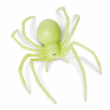 Lichtgevende speelgoed spin 18 cm