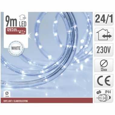 Lichtslangen met wit led licht 9 meter