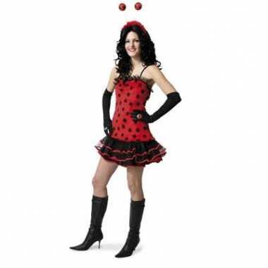 Lieveheersbeestje outfit dames