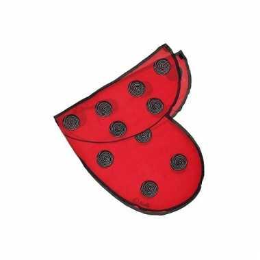 Lieveheersbeestjes vleugels voor kinderen
