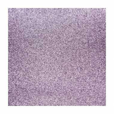 Lila paars knutsel papier glitter