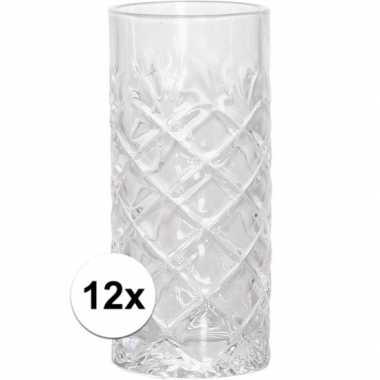 Longdrink glas 12 stuks