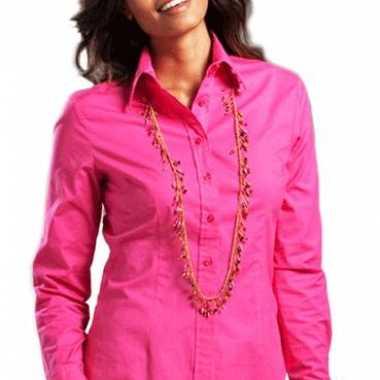 Longsleeve overhemd voor dames