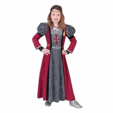 Middeleeuws carnavals jurkje voor meisjes