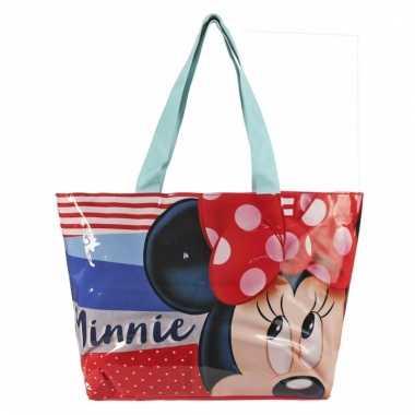 Minnie mouse gymtas 48 cm