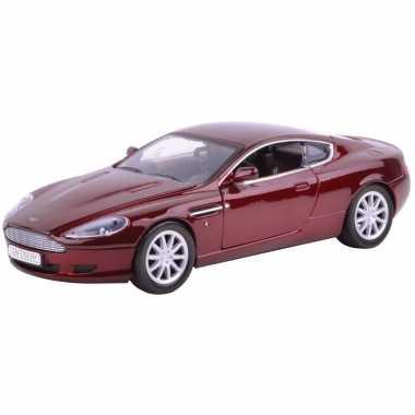 Model auto aston martin db9 1:18
