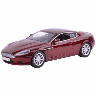 Model auto aston martin db9 1:24
