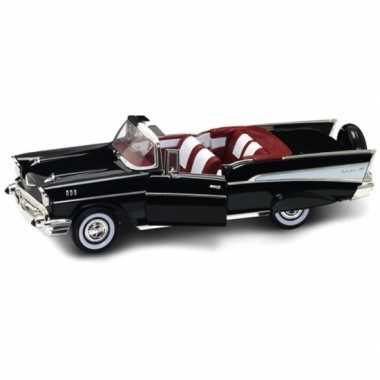 Model auto chevrolet bel air cabrio 1:18