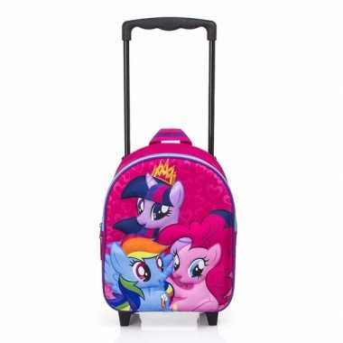 My little pony 3d trolley rugtas
