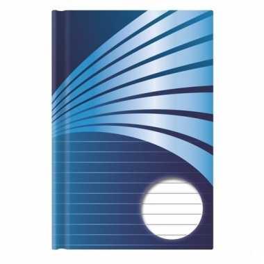Notitieboekje a6 formaat harde kaft 10089465