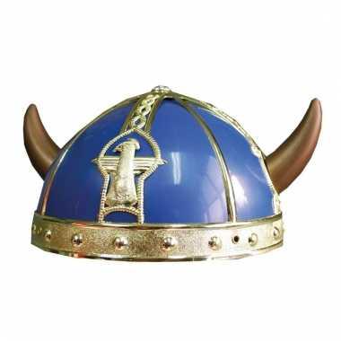 Obelix helm voor volwassenen
