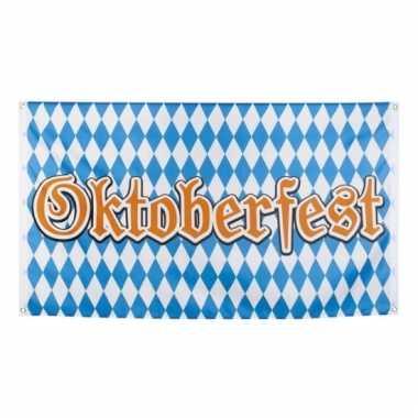 Oktoberfeest vlag 90x150 cm