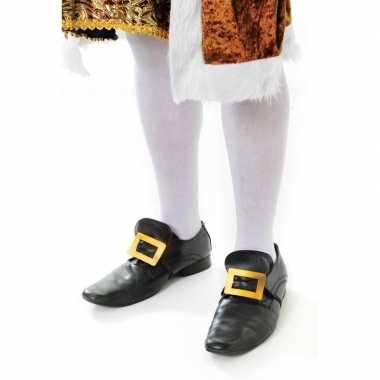 Oktoberfest sokken wit voor volwassenen
