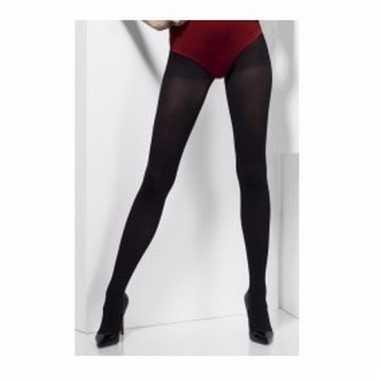 One size dikke panty voor dames
