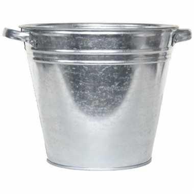 Opbergbak rvs kuipje 28 liter