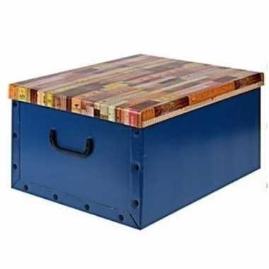 Opbergbox/opbergdoos 50 x 38 cm