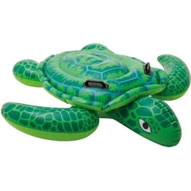 Opblaas schildpad 150 x 127 cm