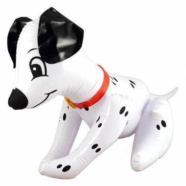 Opblaasbare dalmatier hond 50 cm