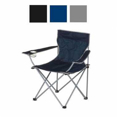 Opvouwbare campingstoelen grijs