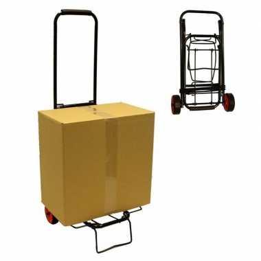 Opvouwbare trolley steekwagentje lichtgewicht