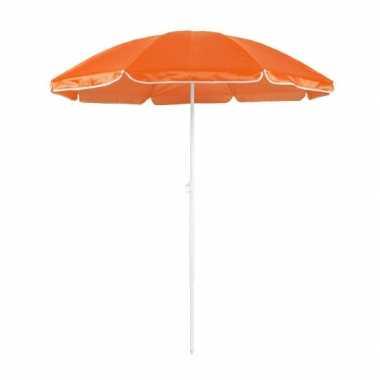 Oranje parasol 150 cm