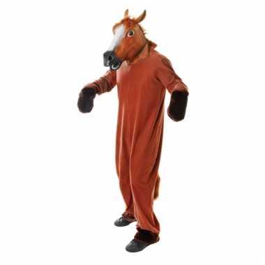 Paarden carnavalskleding