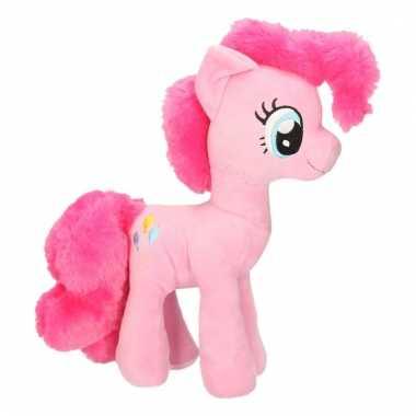 Paarden knuffel my little pony roze