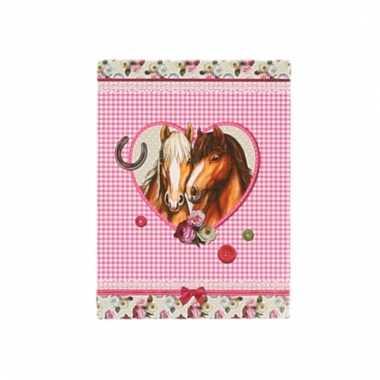 Paarden schrijfboekje a7 10093849