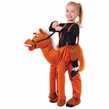 Paardrij kostuum voor kinderen