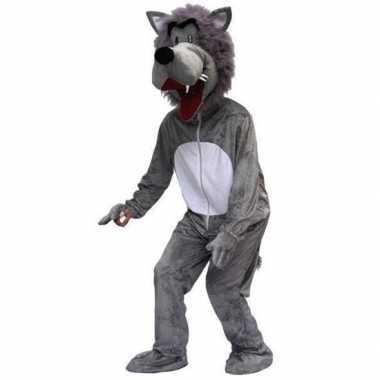 Pak wolf volwassenen