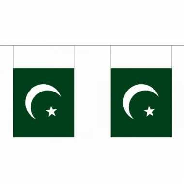 Pakistan vlaggenlijnen