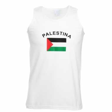 Palestijnse vlaggen tanktop/ t-shirt