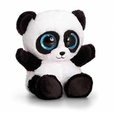 Panda knuffeldier pluche 15cm