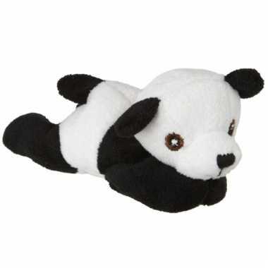 Panda knuffeltje 13 cm