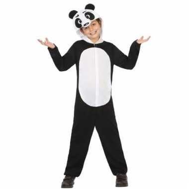 Pandas/beren verkleedkostuum voor jongens/meisjes