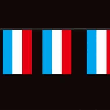 Papieren vlaggenlijnen luxemburg