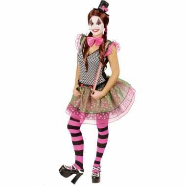 Petticoat clowns jurkje